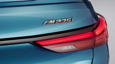 2020 BMW 2 Series Gran Coupe M235i xDrive - rear badging