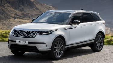 Range Rover Velar SUV front 3/4 static