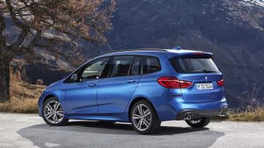 BMW 2 Series Gran Tourer static - rear