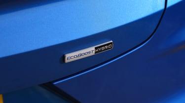 Ford Puma SUV badge