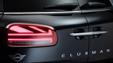 2019 MINI Clubman - rear doors