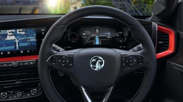 2021 Vauxhall Mokka - interior