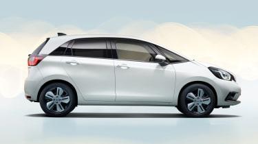 New Honda Jazz - side view