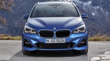 BMW 2 Series Gran Tourer static - front end