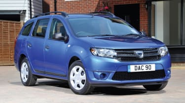 Costing from around £7,000 the Logan MCV isn't just cheap to buy, its engines are economical too