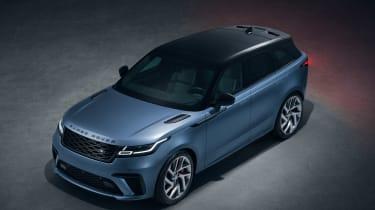 Range Rover Velar SVAutobiography Dynamic Edition  studio