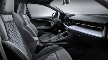 2020 Audi A3 Sportback - interior