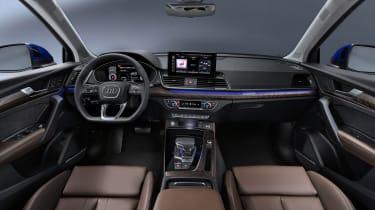 2021 Audi Q5 Sportback - interior
