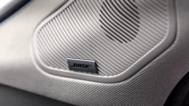 2020 Renault Captur - sound system close up