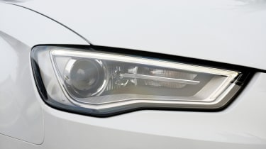 Choose the S line model and there's enhanced LED lighting at the front and rear