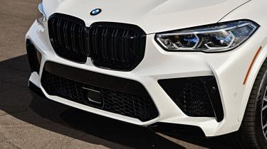 BMW X5 M SUV grille