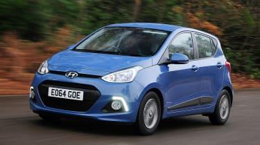 Hyundai i10 - Best Car That's Cheap to Insure