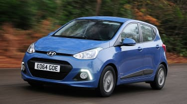 Hyundai i10 - Best Car That's Cheap to Insure