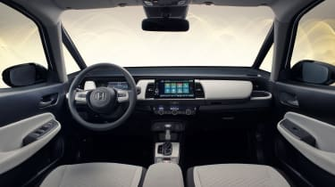 2020 Honda Jazz Crosstar - interior