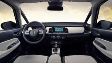 2020 Honda Jazz Crosstar - interior