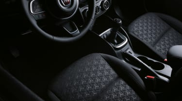 2020 Fiat Tipo Life - front seats