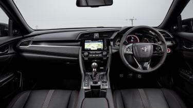 2020 Honda Civic Sport Line - interior dashboard