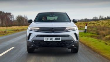 2021 Vauxhall Mokka - front on dynamic