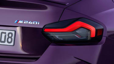 2021 BMW 2 Series Coupe - tail lights