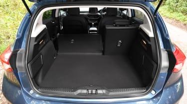 Ford Focus hatchback boot