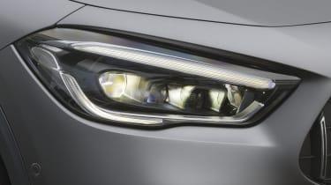 Mercedes-AMG GLA 45 S SUV headlights