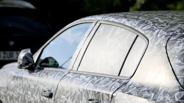 2021 Peugeot 308 prototype - rear quarter close up