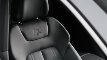 Audi A7 Sportback hatchback front seats