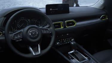 2022 Mazda CX-5 Newground interior