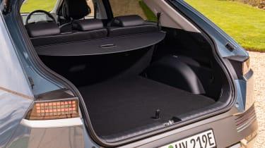 Hyundai Ioniq 5 drive - boot