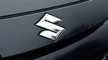 Suzuki Swace estate boot badge