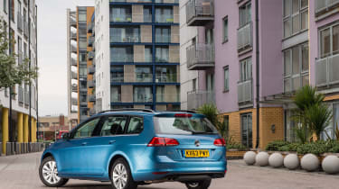 It shares many of hatchback's plus points, including a high-quality interior and great driving experience