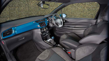 Chic models get a seven-inch touchscreen and safety features including Active City Braking