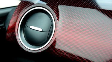 Volkswagen up! GTI hatchback dashboard