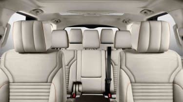 As before, buyers will get seven seats as standard