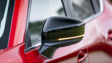 Mazda CX-5 Kuro wing mirror