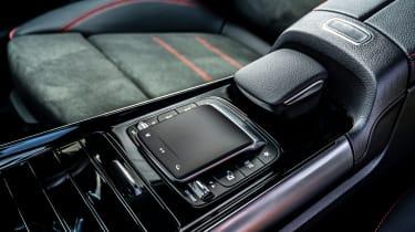 Mercedes GLA 250 e SUV centre console