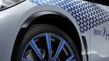 BMW i Hydrogen NEXT concept alloy wheel