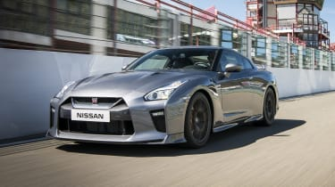 The standard Nissan GT-R is capable of 0-62mph in 2.8 seconds, which puts it in supercar territory.