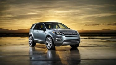 The Land Rover Discovery Sport is a replacement for the long-lived Freelander