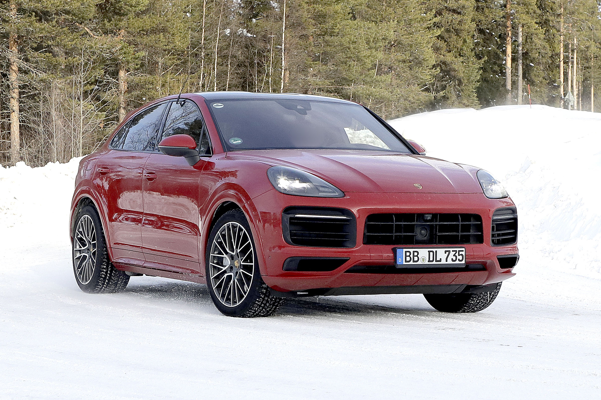 New Porsche Cayenne Coupe Gts Set To Join Range Carbuyer