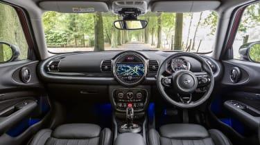 2019 MINI Clubman - Interior dashboard