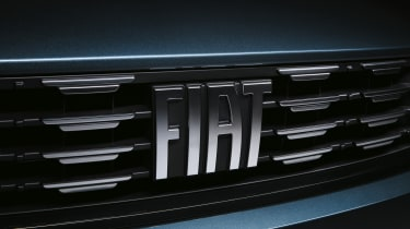 2020 Fiat Tipo Life - front grille badge