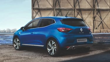 2019 Renault Clio - side
