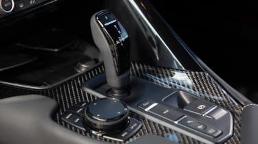 Toyota Supra coupe gearlever