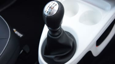 The small petrol engines require you to change gear frequently if you want to keep them in their sweet spots.