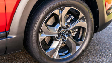 Mazda MX-30 SUV alloy wheels