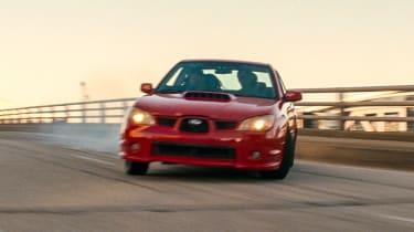 Subaru Impreza WRX – Baby Driver