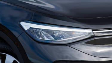 Volkswagen ID.4 SUV headlights