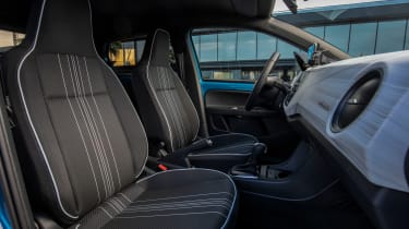 2019 SEAT Mii Electric - Front seats