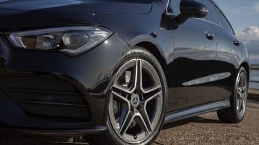 Mercedes CLA Shooting Brake alloy wheel